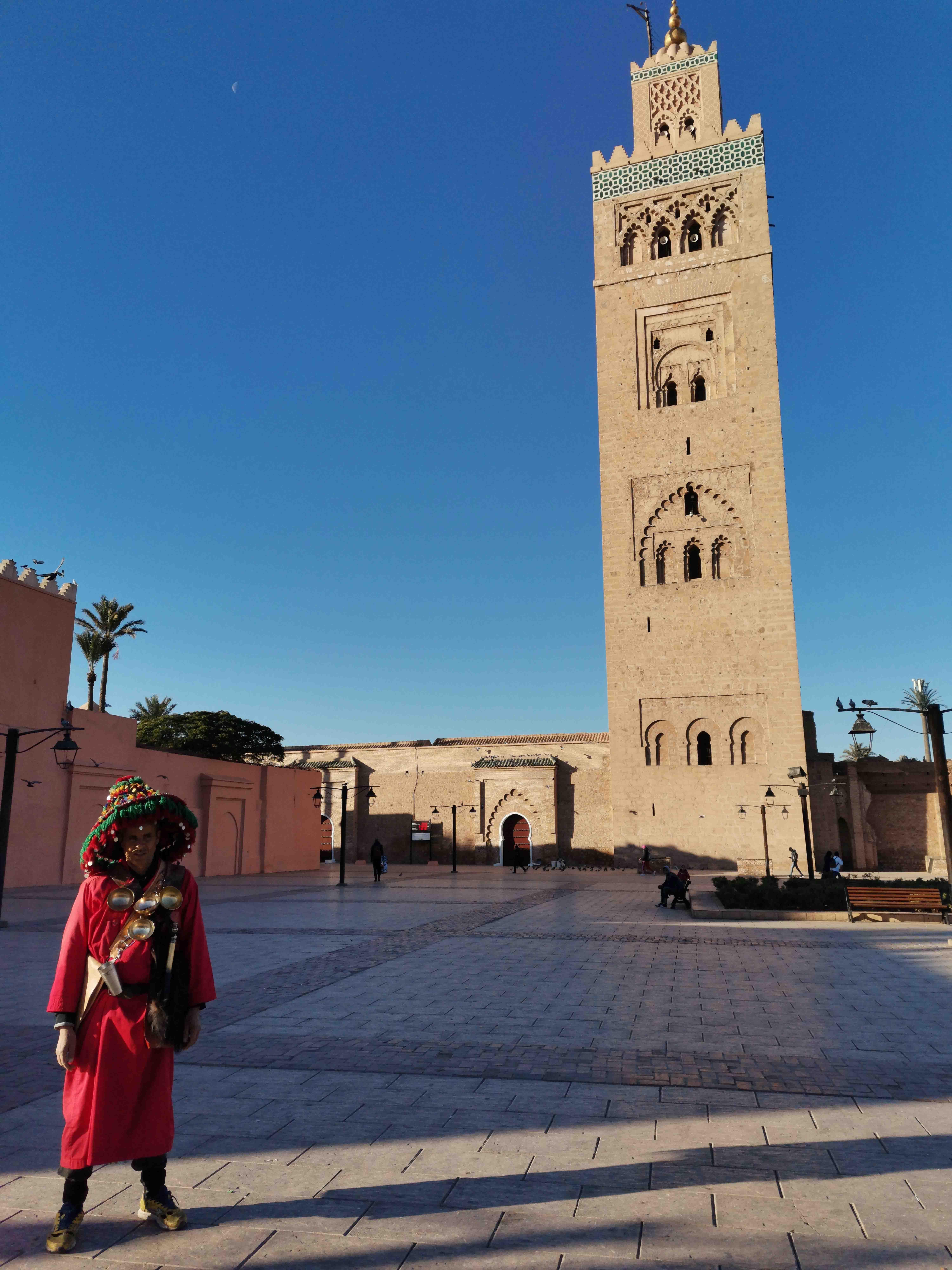 mezquita-Koutoubia-Marrakech