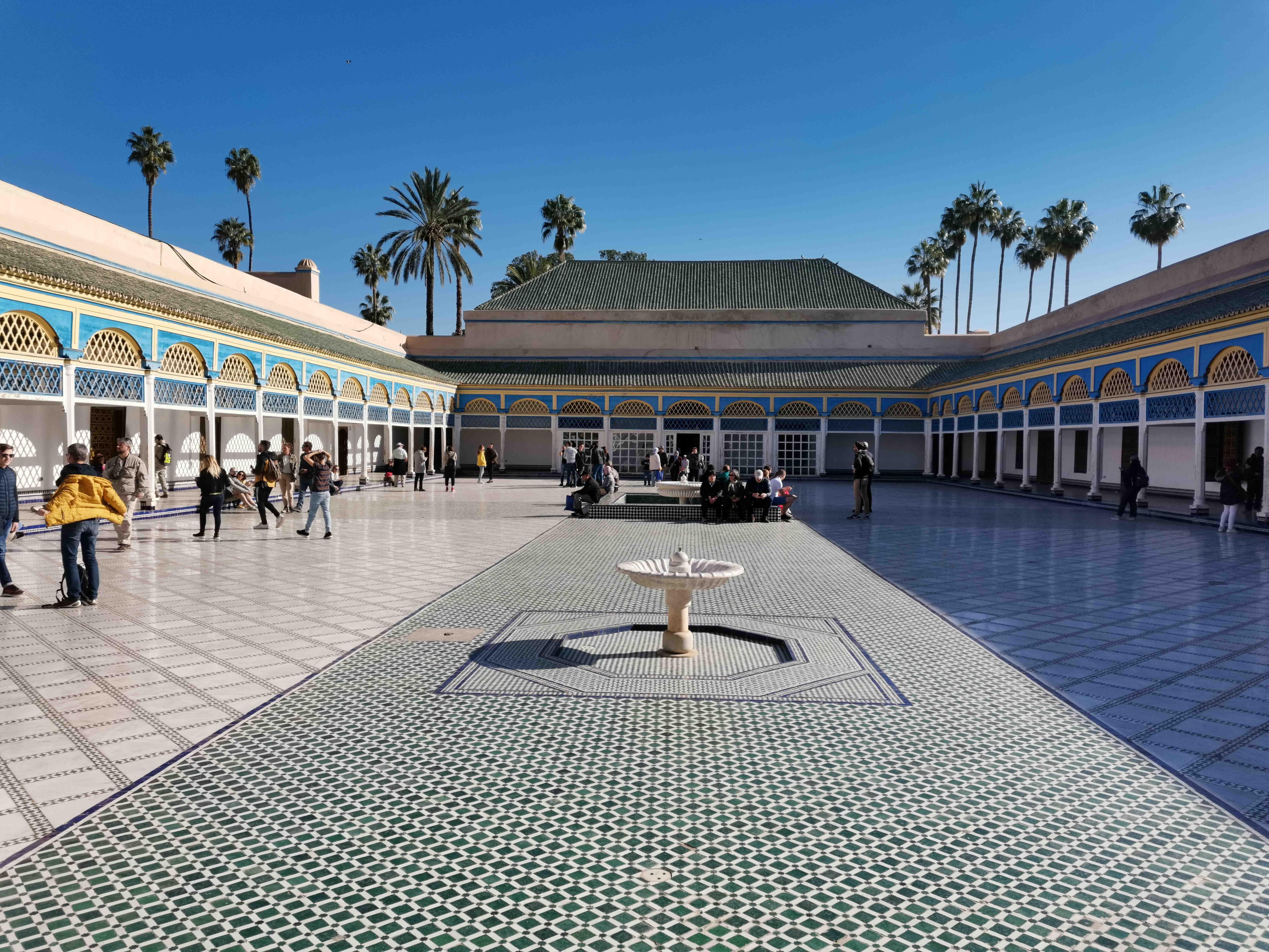 palacio-de-bahía-marrakech