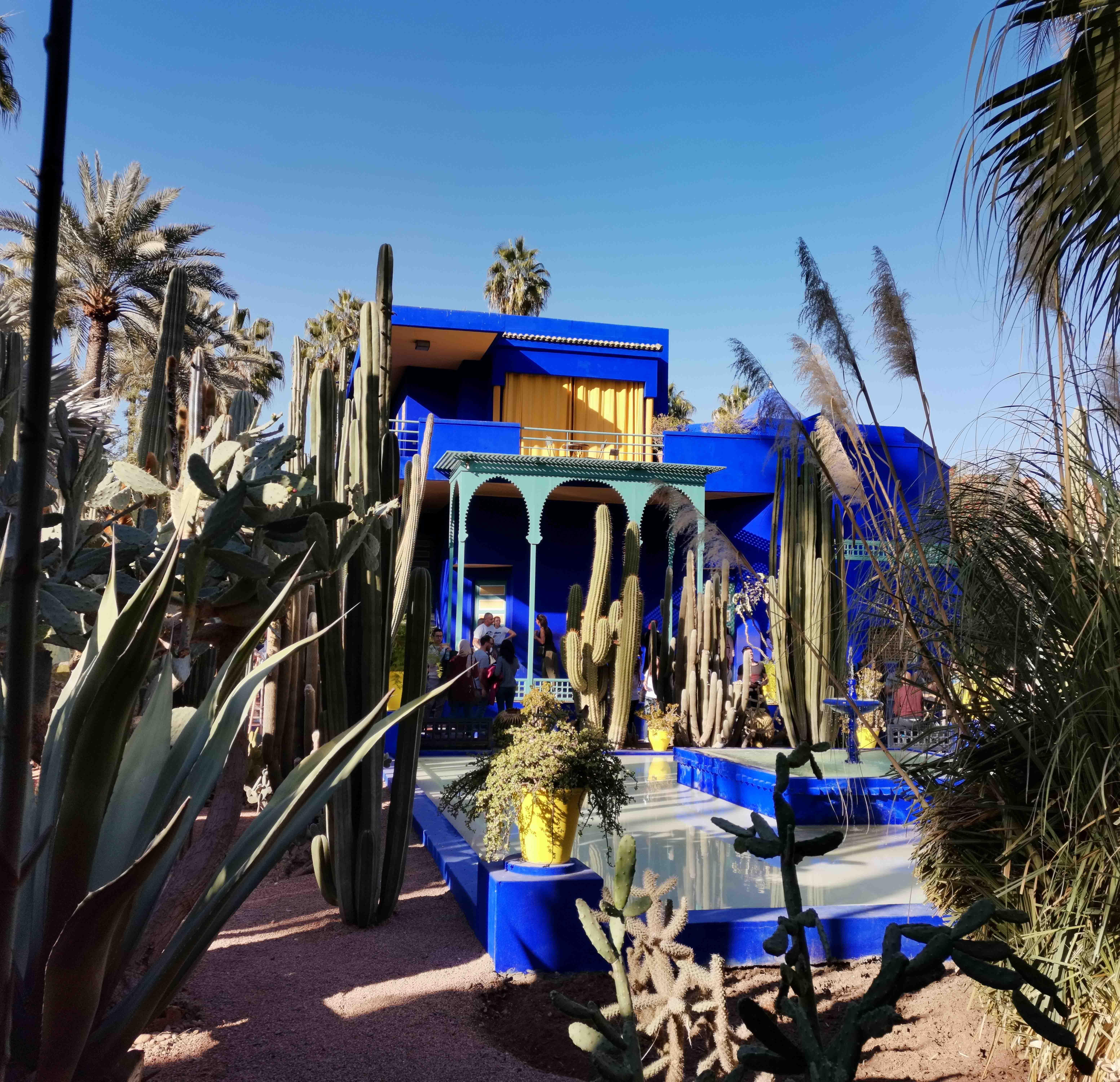 Jardin-Majorelle-marrakech