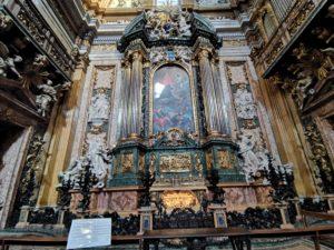 tumba Ignacio de Loyola