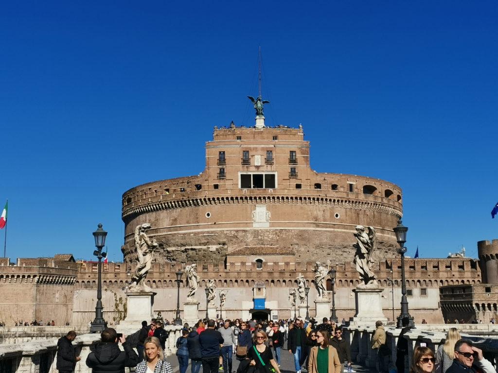 Cómo visitar el Castillo de Sant Angelo