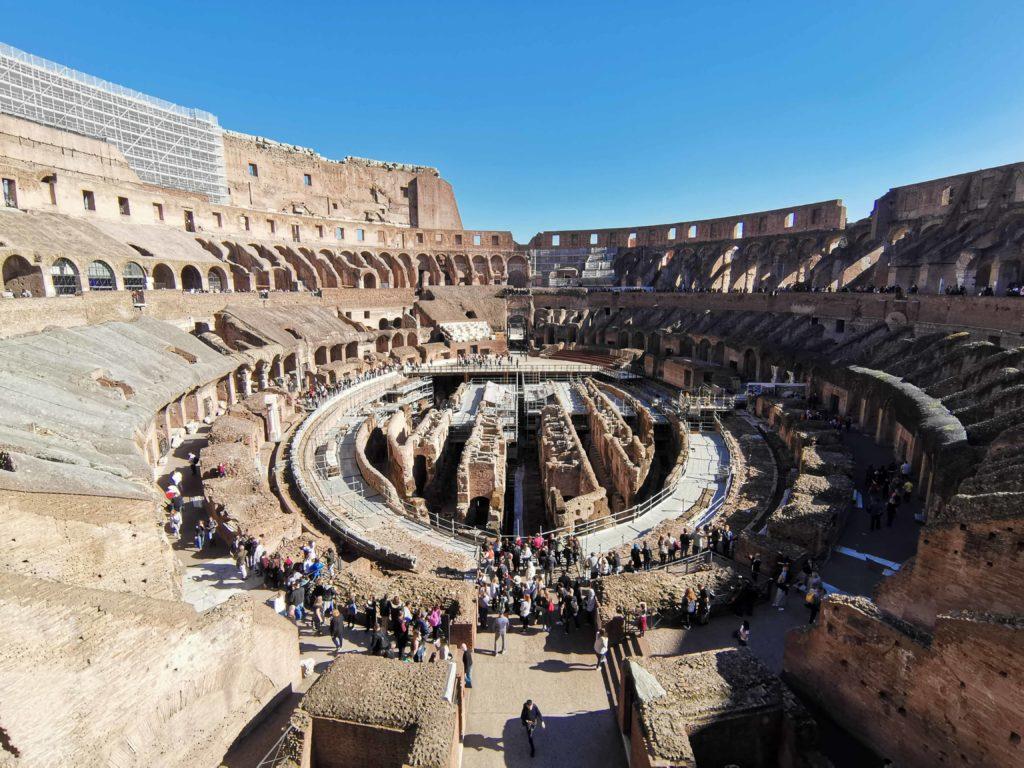 Cómo visitar el Coliseo de Roma