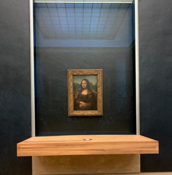 Gioconda de Da Vinci
