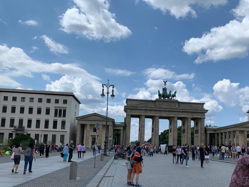 puerta-de -Brandeburgo-berlin