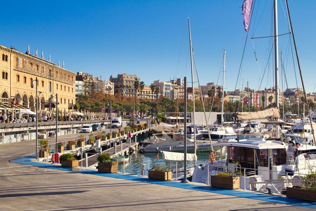 Ruta por la costa mediterránea española