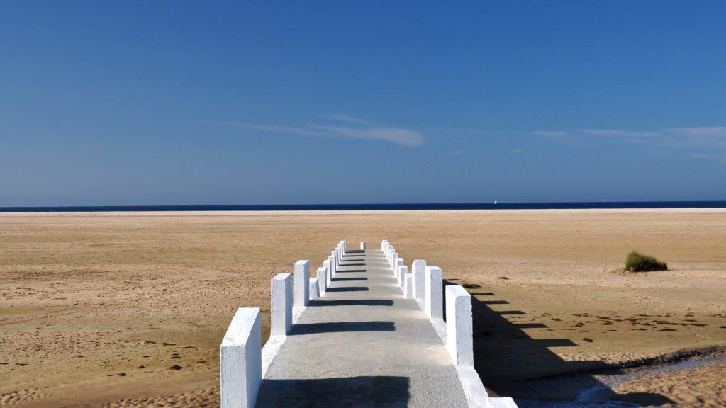 Ruta por la costa de Andalucía