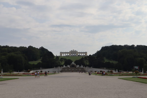 Palacio-Schönbrunn