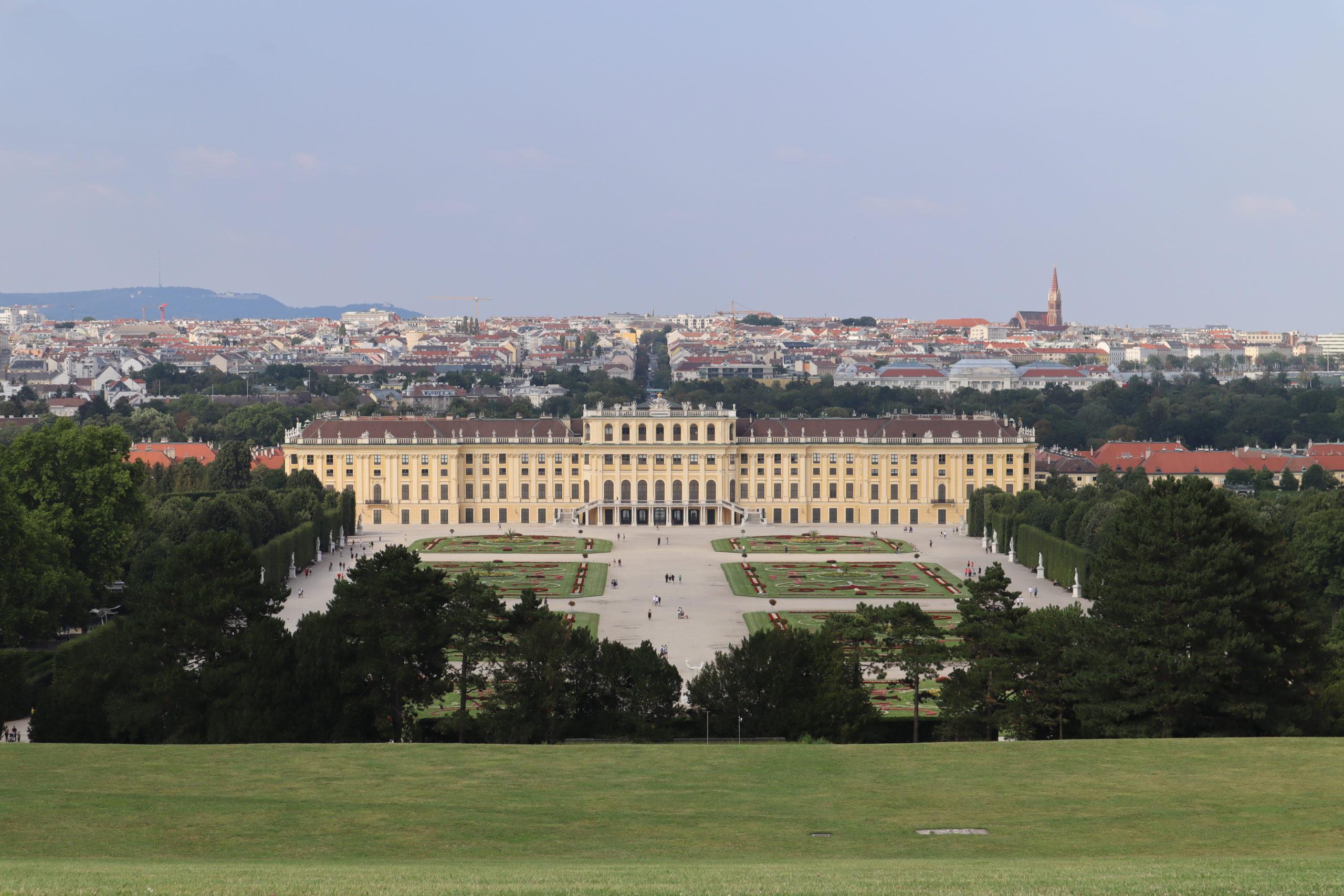 Viena-Palacio-Schönbrunn