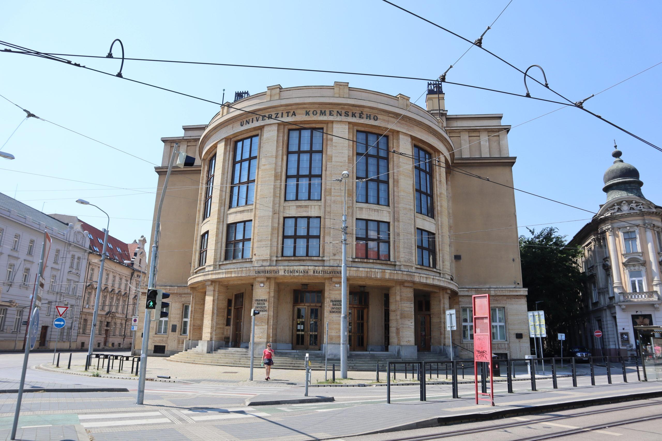 Safarik-universidad-Comenius-Bratislaba