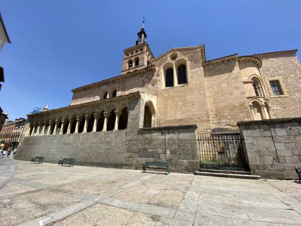 Iglesia-San-Martín-Segovia