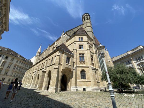 Iglesia-Minoritenkirche