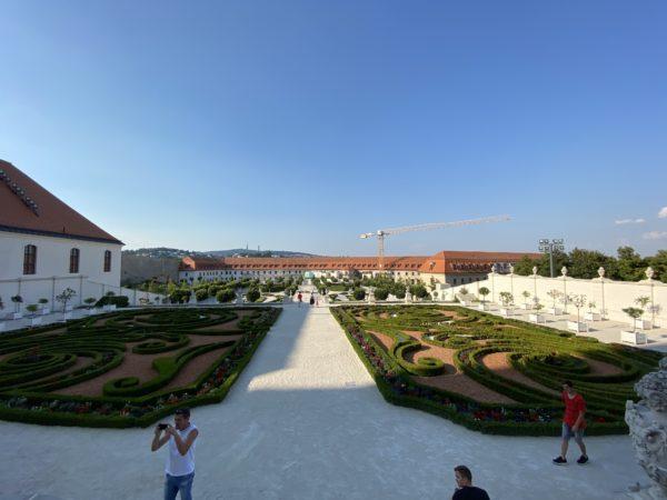 Jardín-Castillo-de-Bratislava