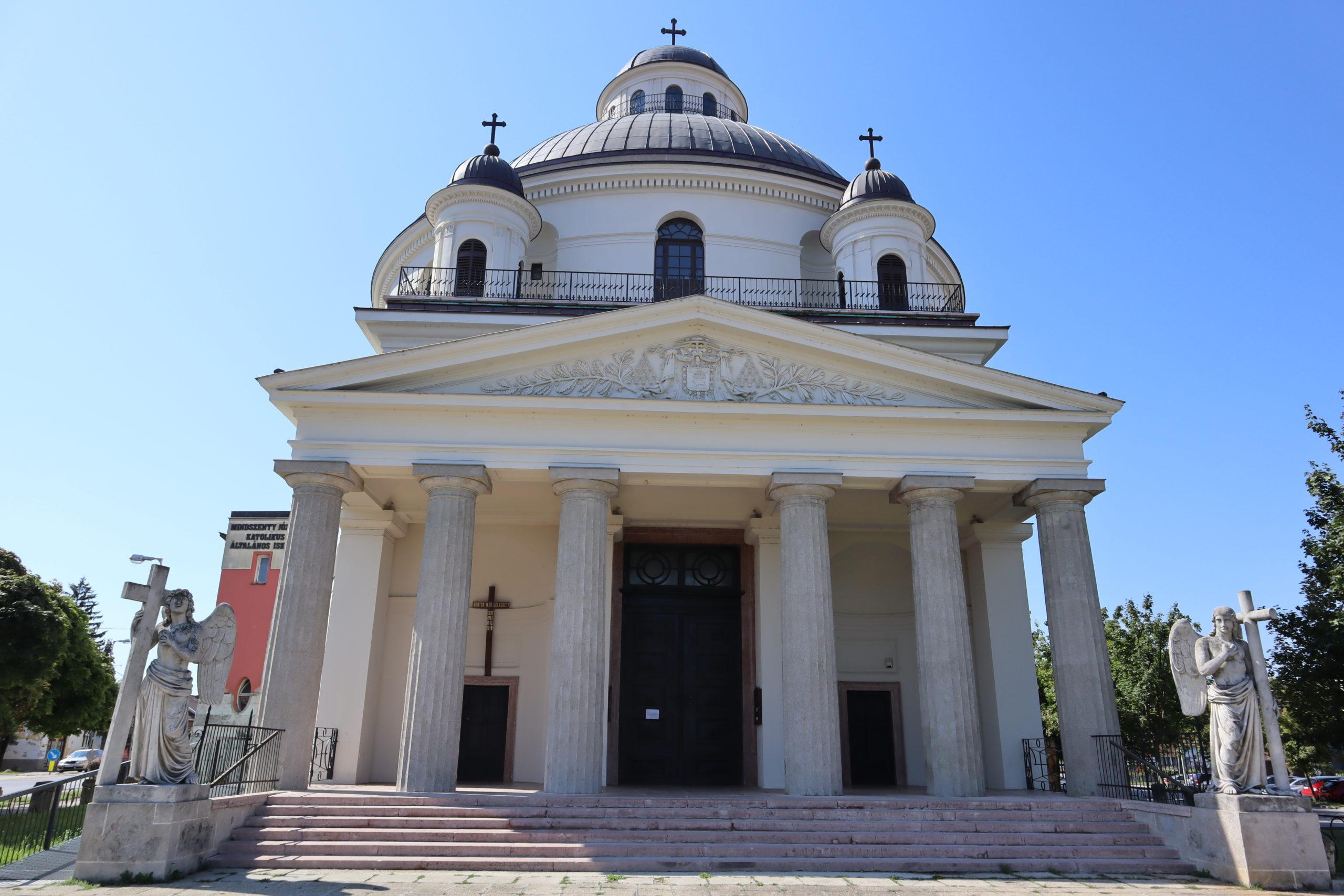 Iglesia-redonda-Ezstergom
