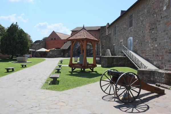 castillo de Ezstergom