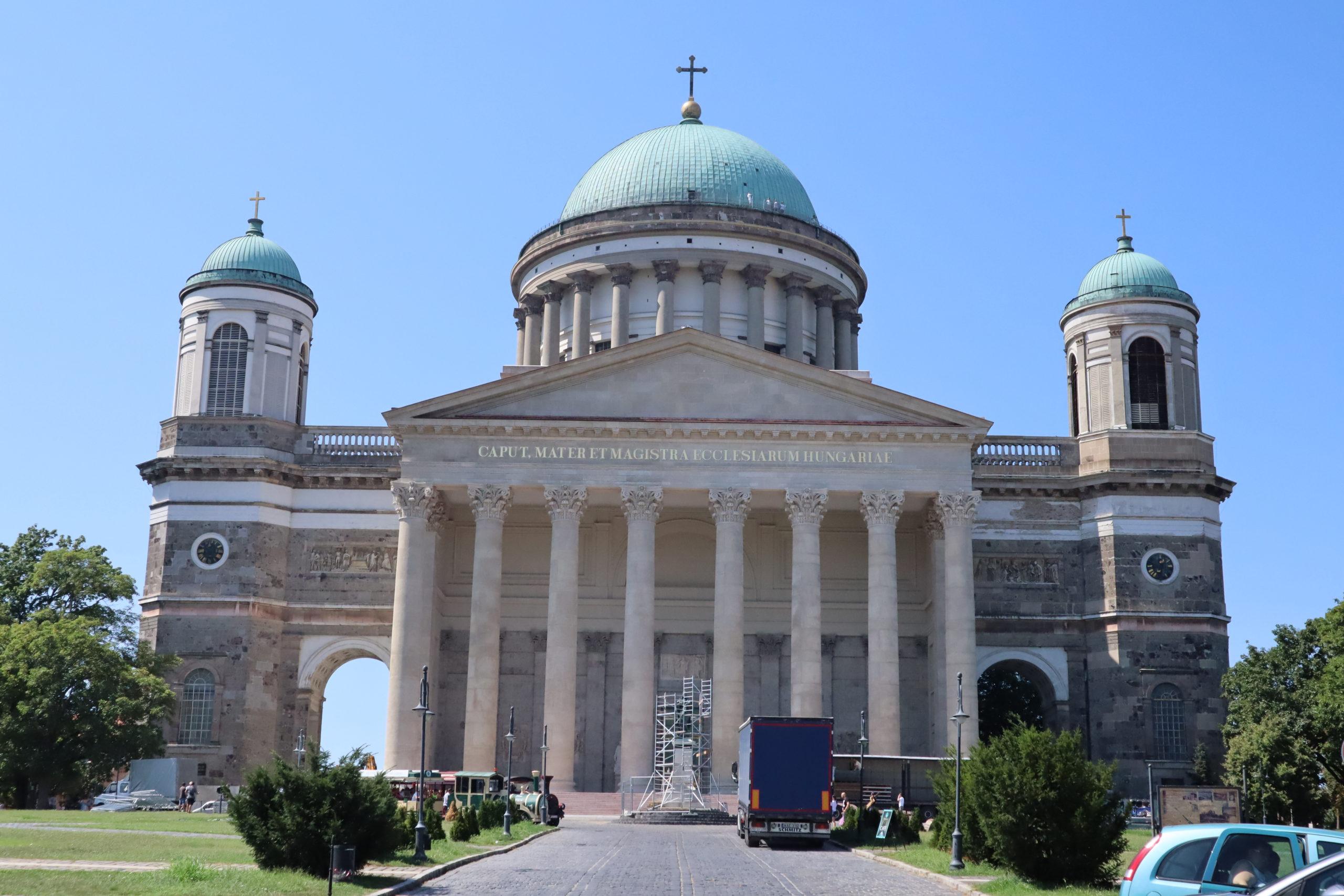 Basílica-San-Adalberto-Esztergom