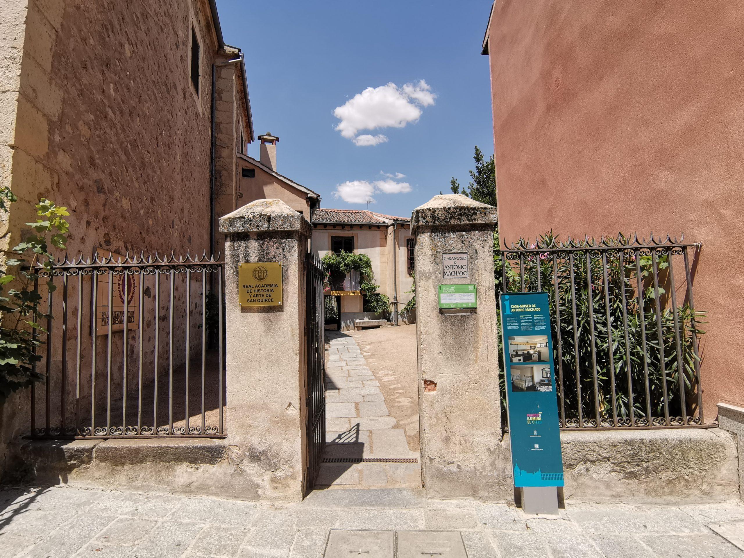 Museo-Antonio-Machado-Segovia