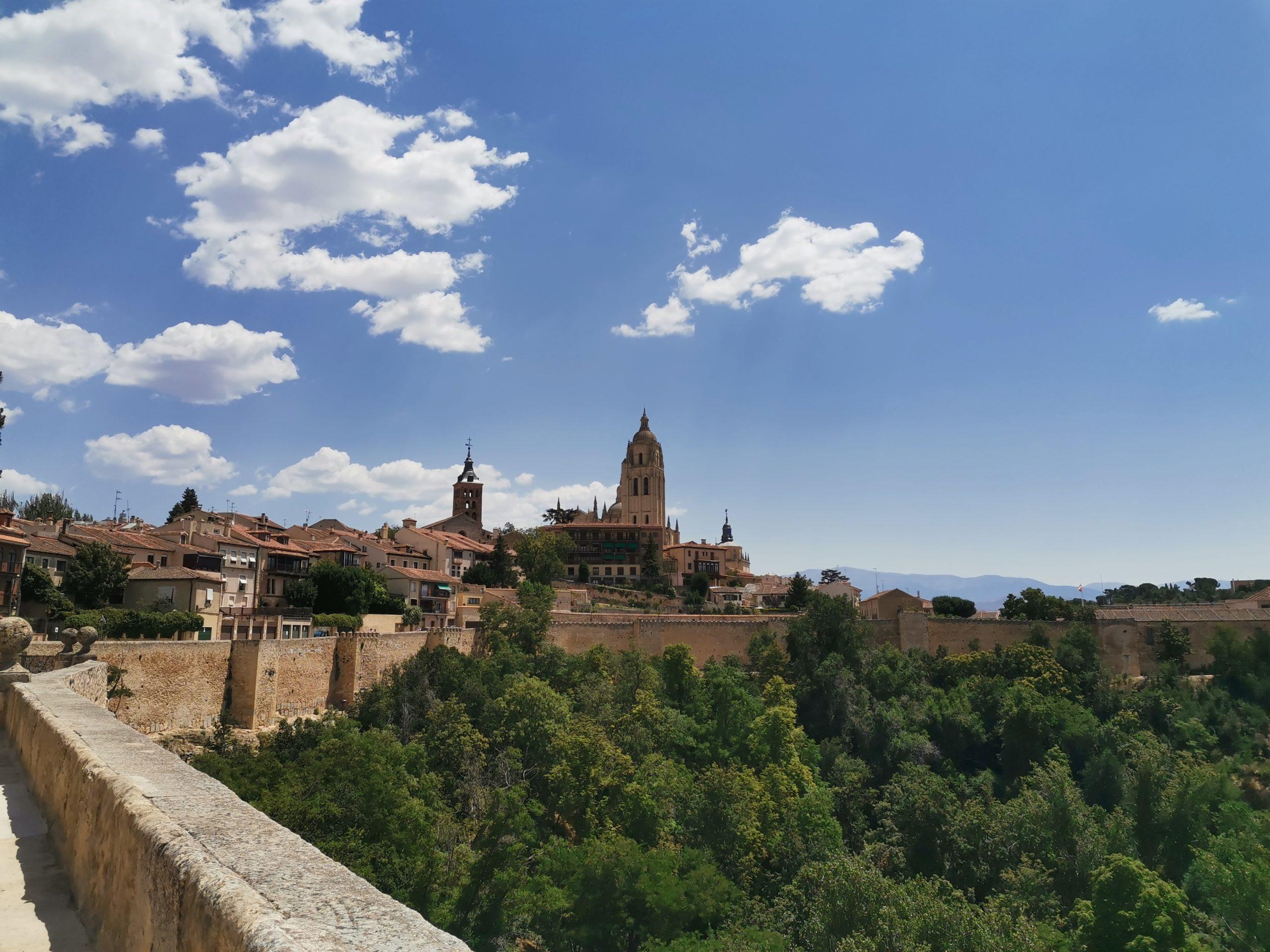 muralla-Segovia