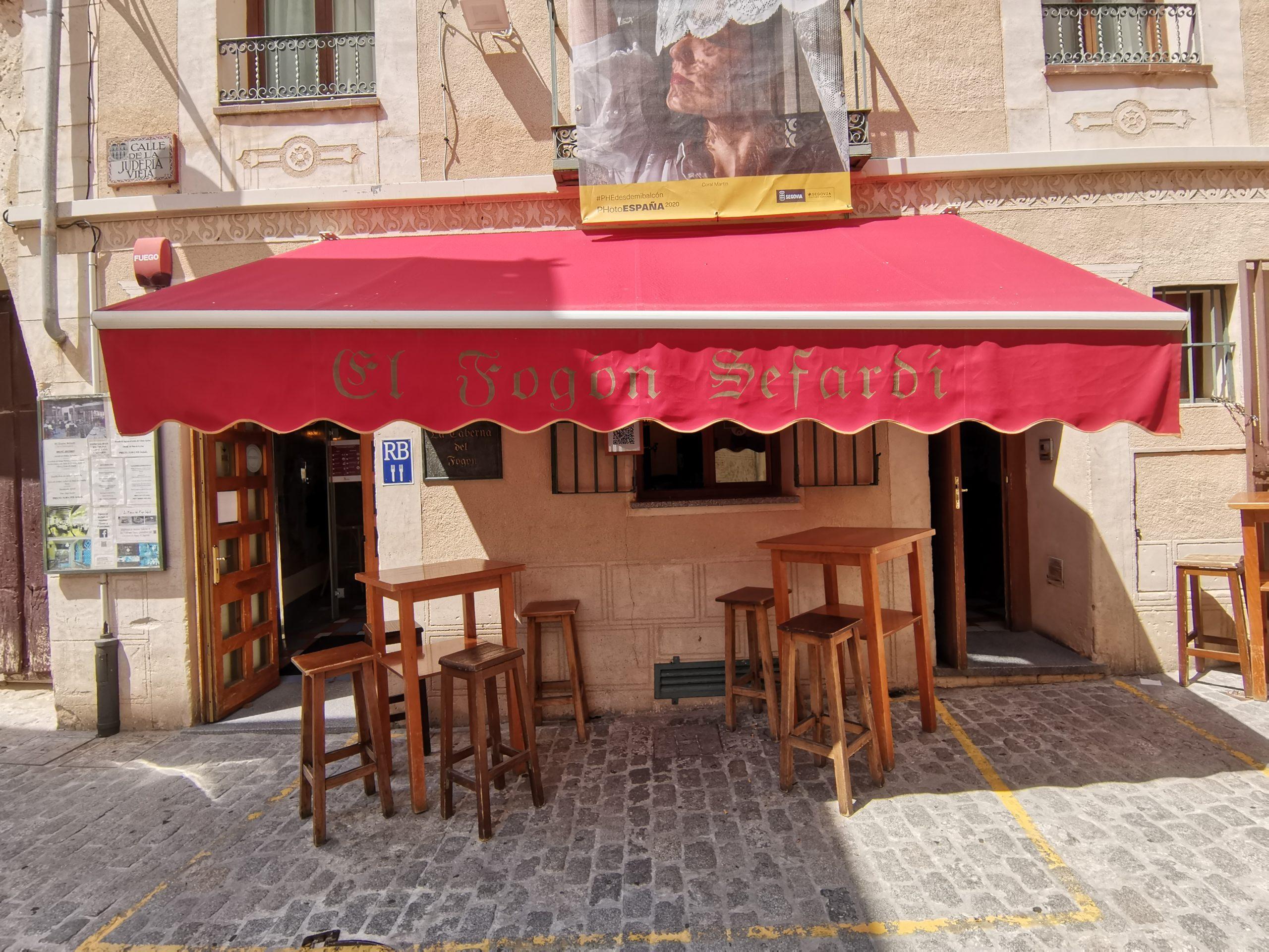 el-fogón-sefardí-Segovia