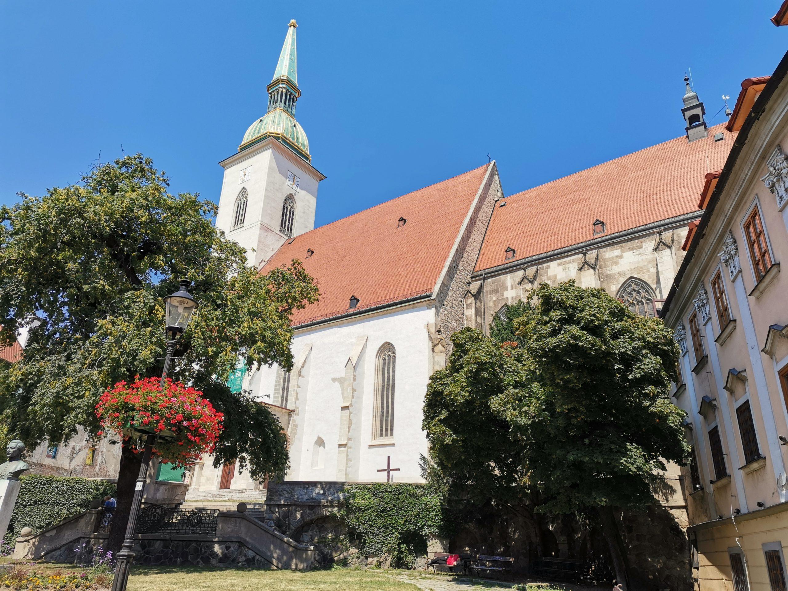 Catedral-de-Bratislava