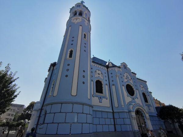 Iglesia-azul-Bratislava