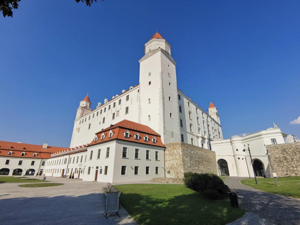 Cómo visitar el castillo de Bratislava