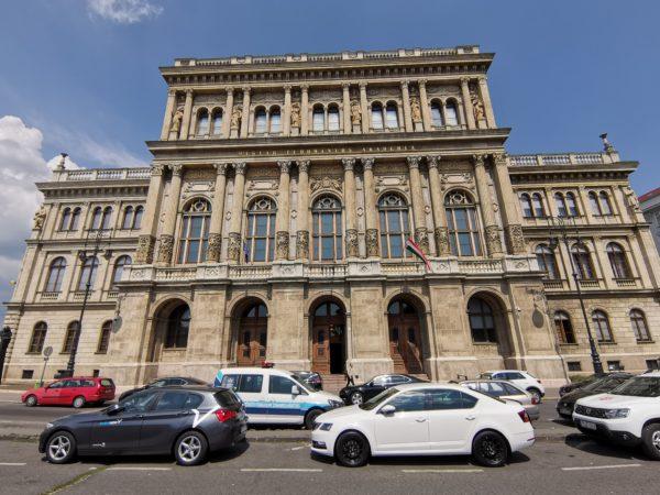 Academia-Húngara-Budapest