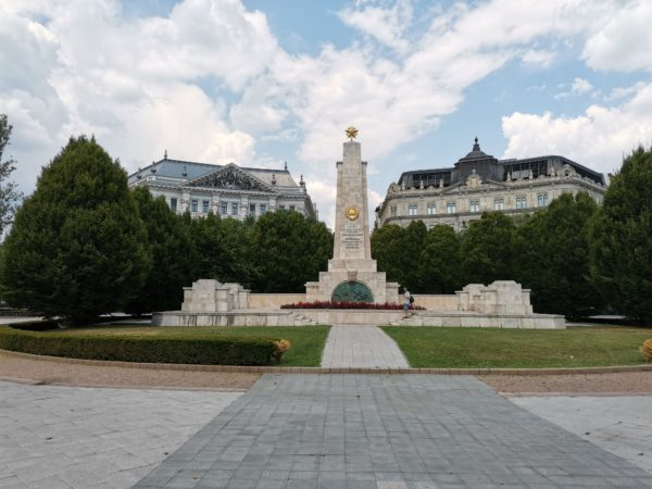 plaza-libertad-Budapest