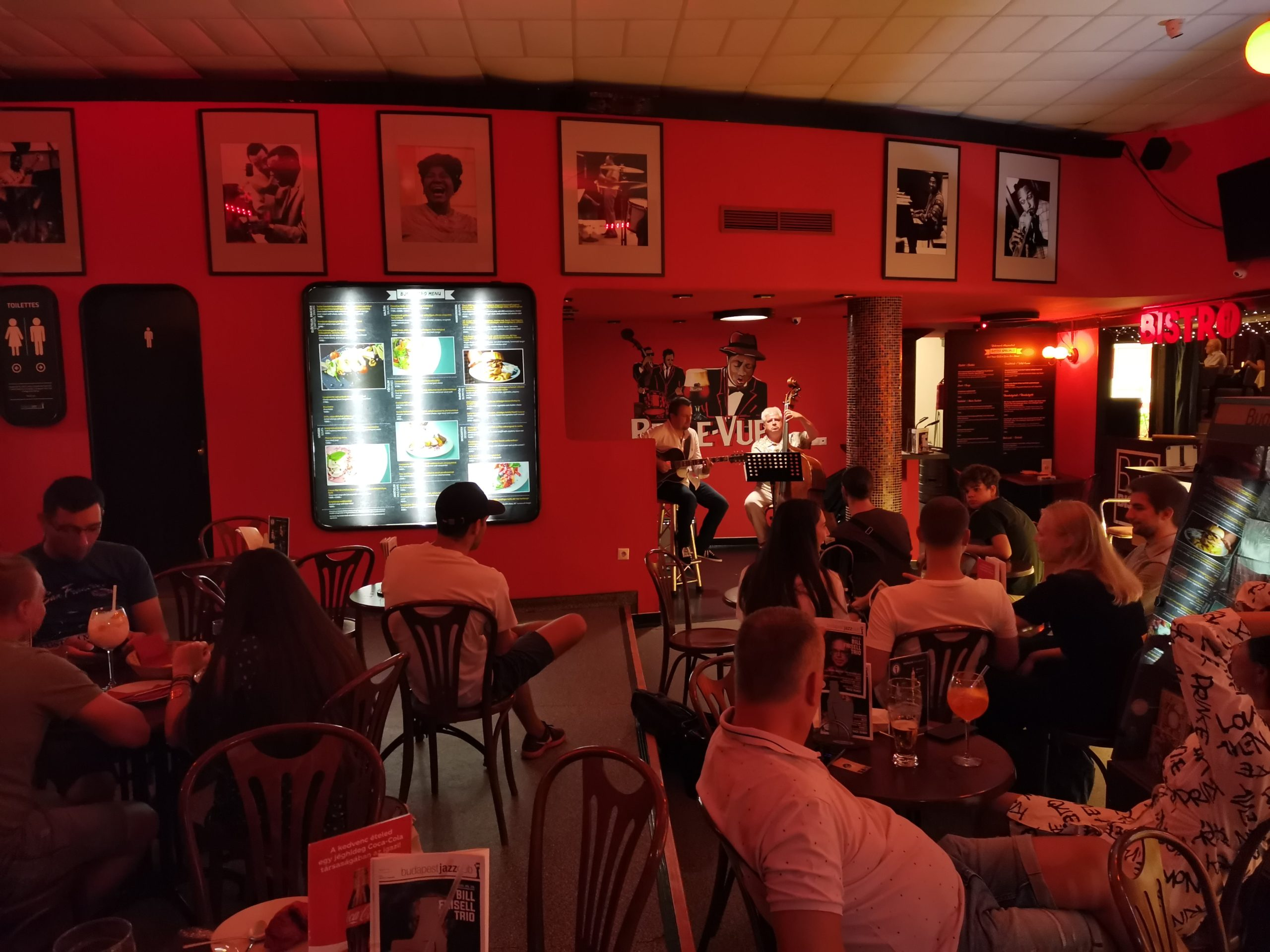Budapest-Jazz-Club
