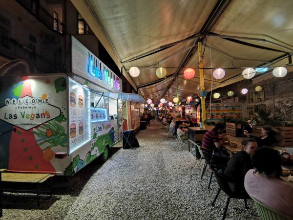 food trucks Budapest
