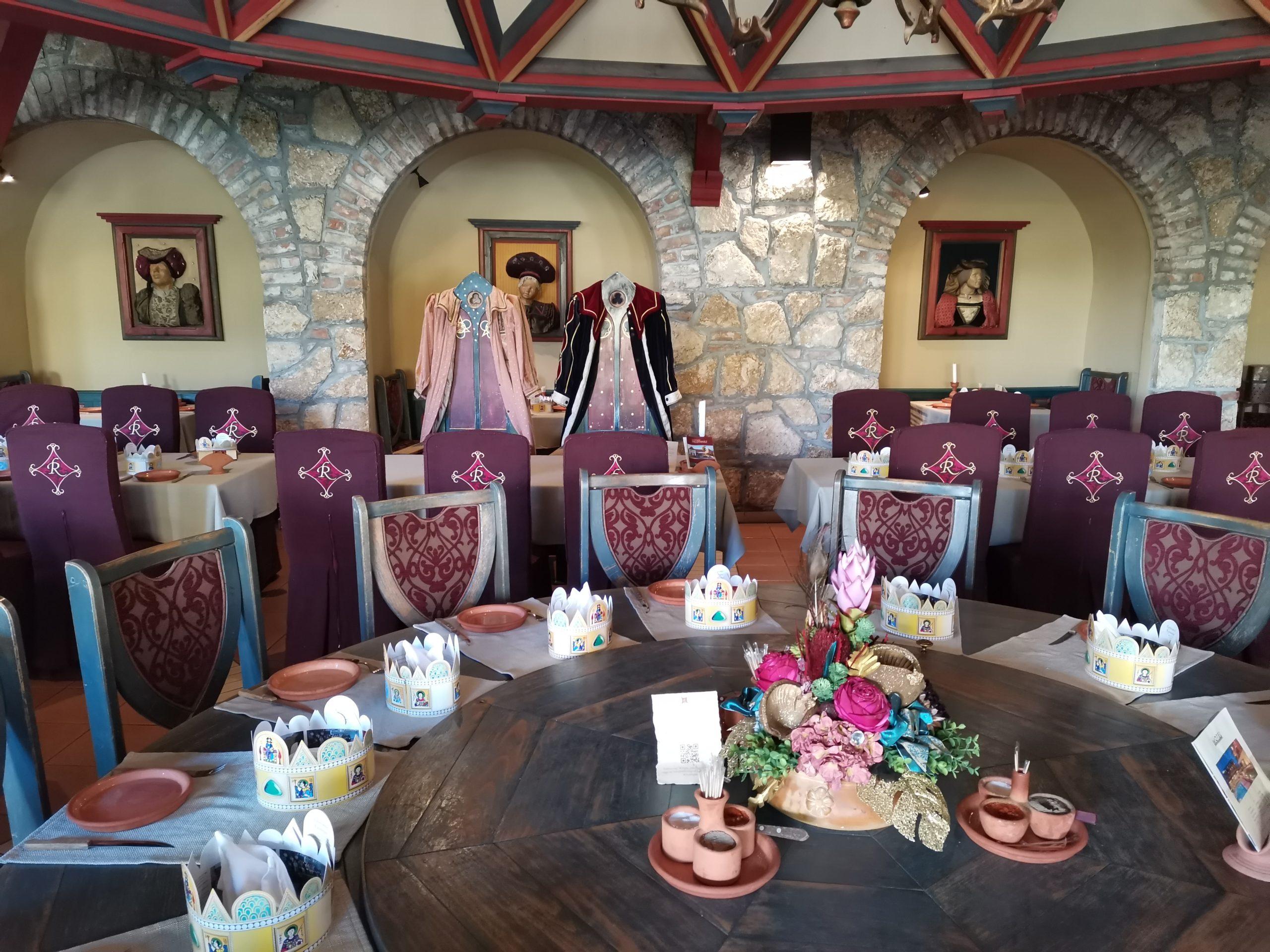 restaurante-Renaissance-Visegrád