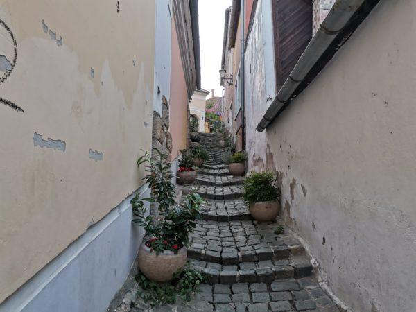 escaleras-Szentendre