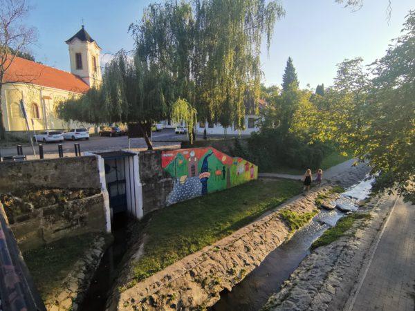 río-Szentendre