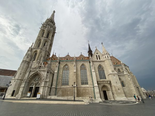 Iglesia-San-Matías-Budapest