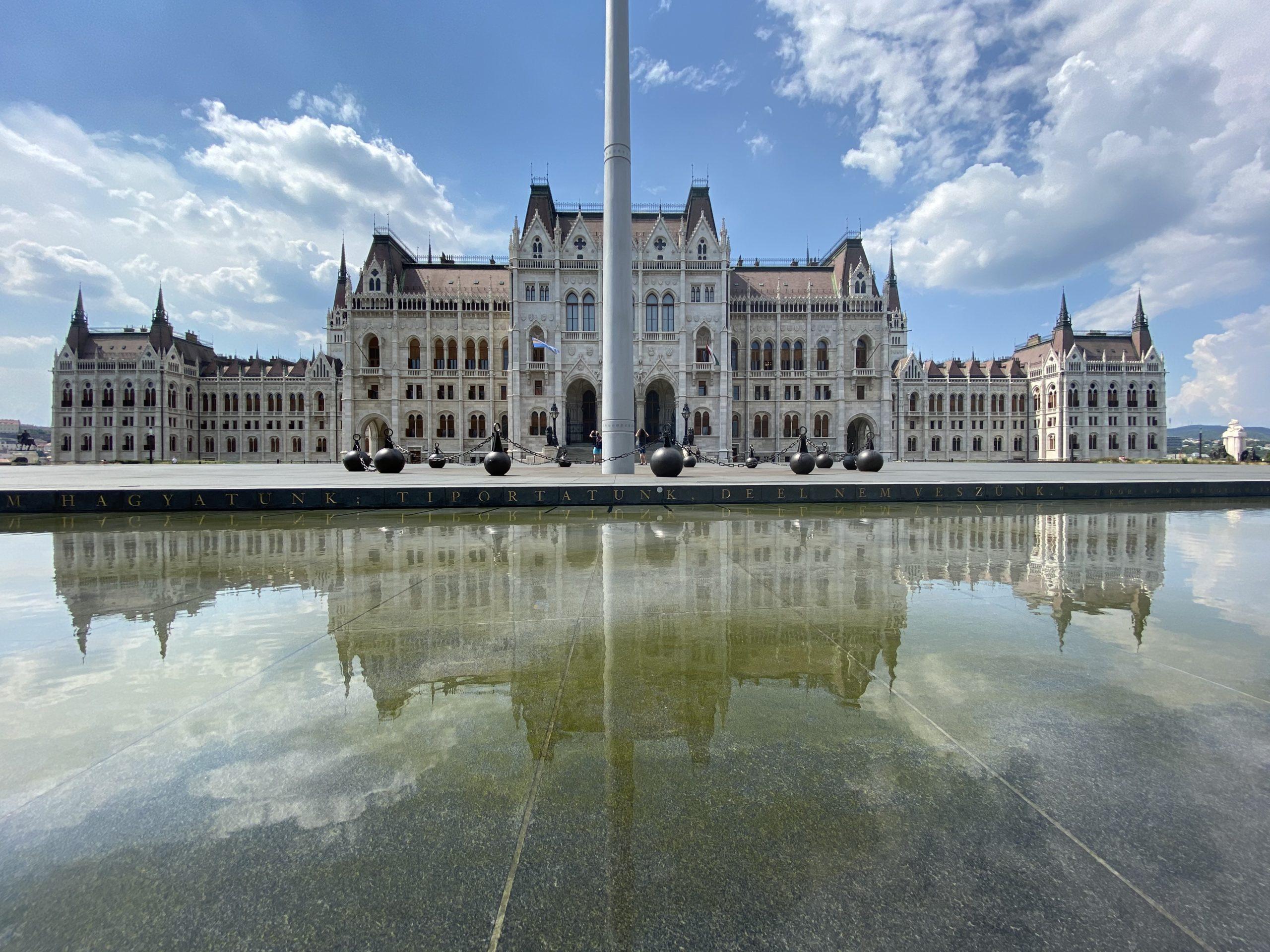 parlamento-de Budapest