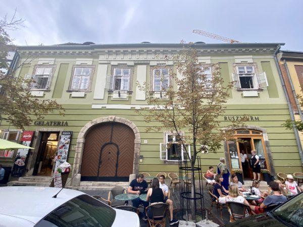 pastelería-Ruszwurm-Budapest