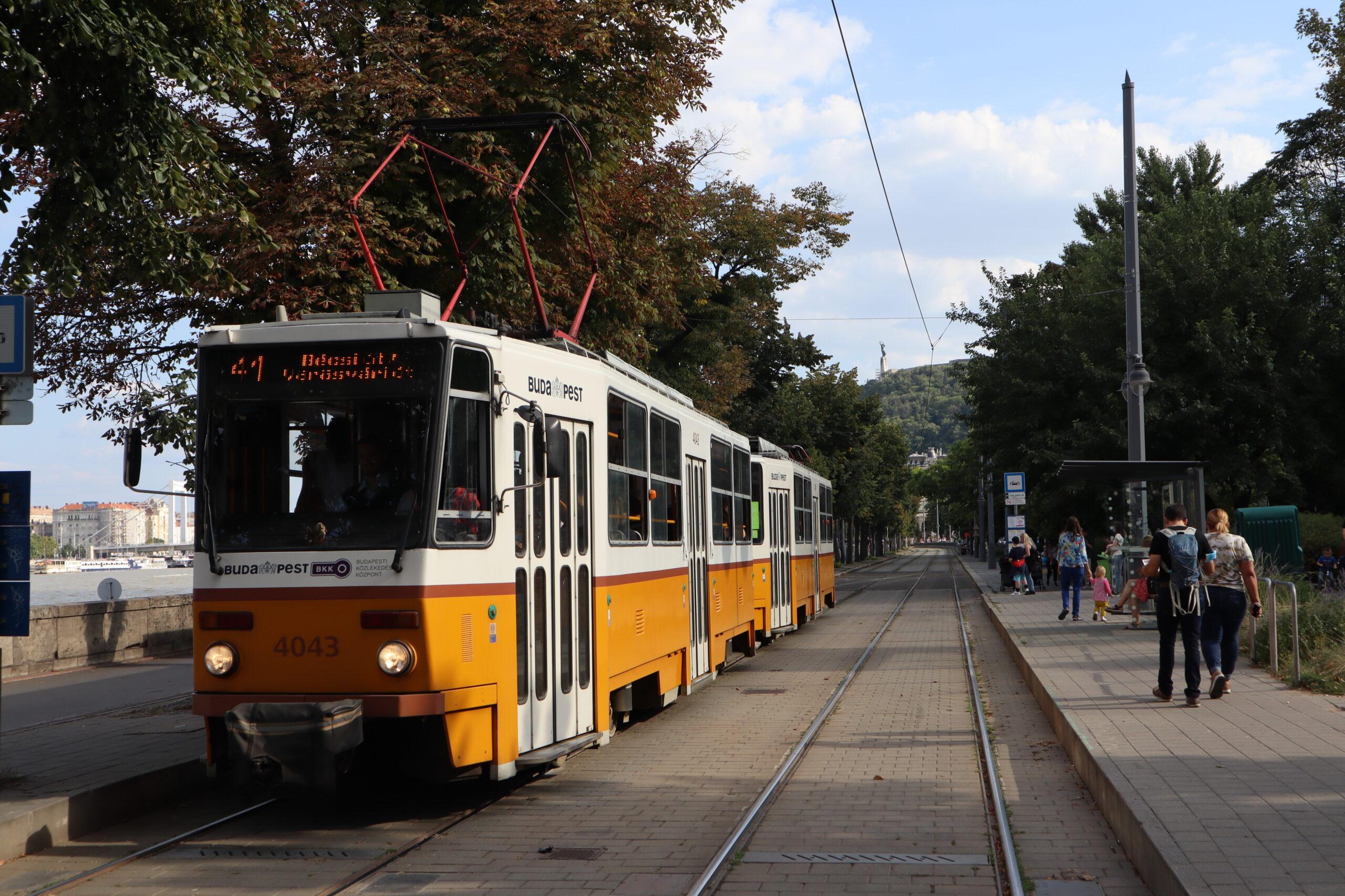 tranvia-de-Budapest