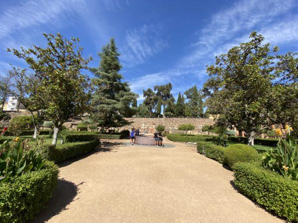 jardin-teatro-romano-merida
