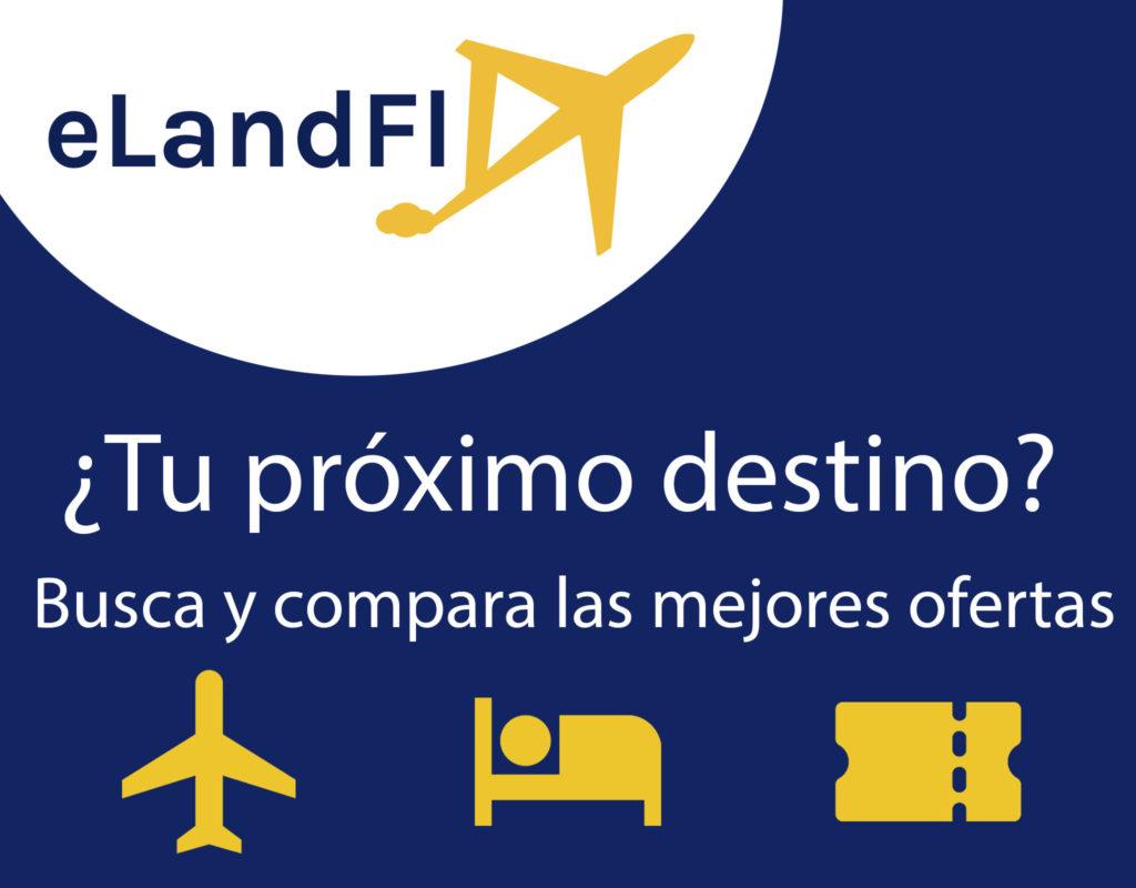 eLandFly: tu nuevo comparador de viajes