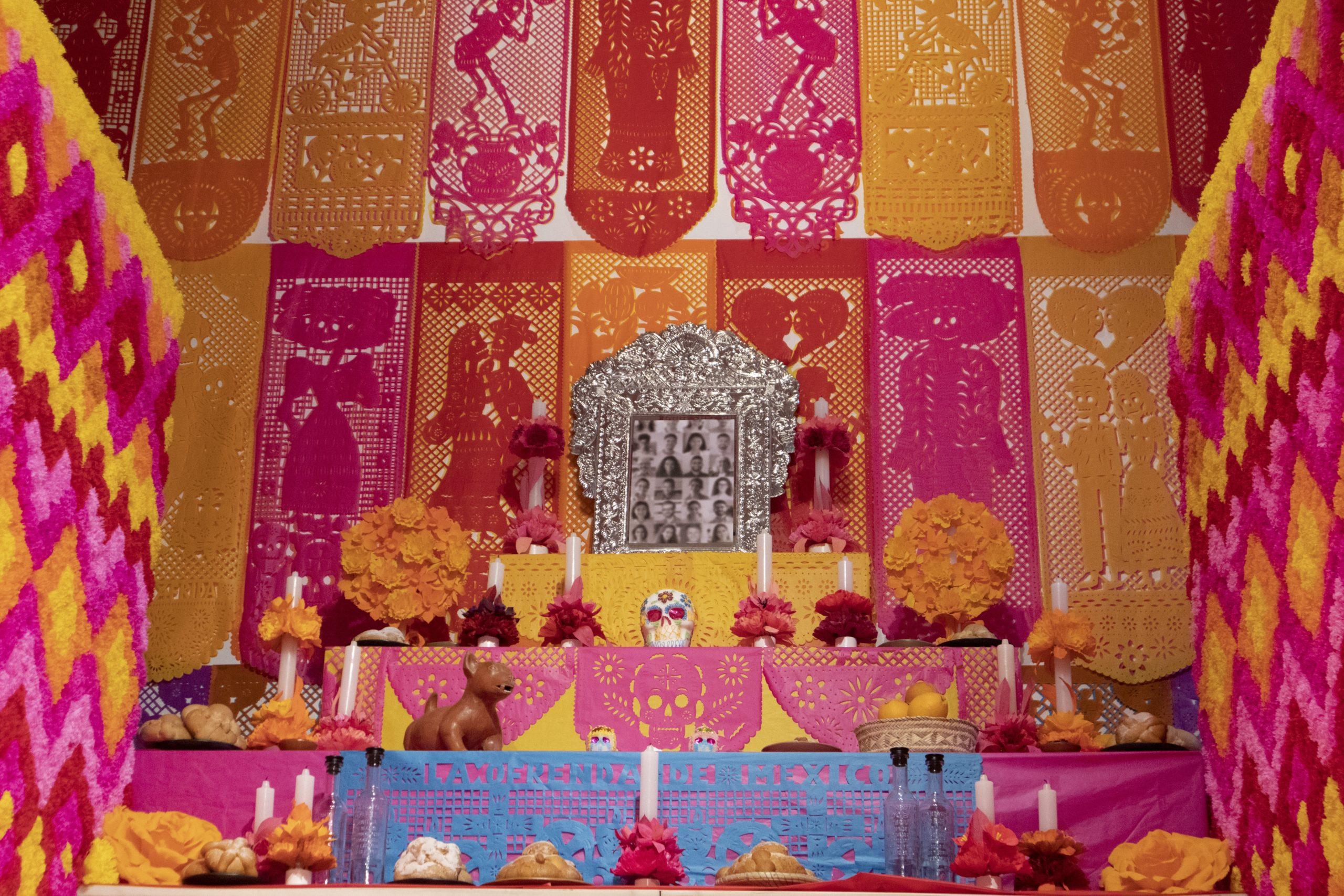 altar-casa-de-méxico-Madrid
