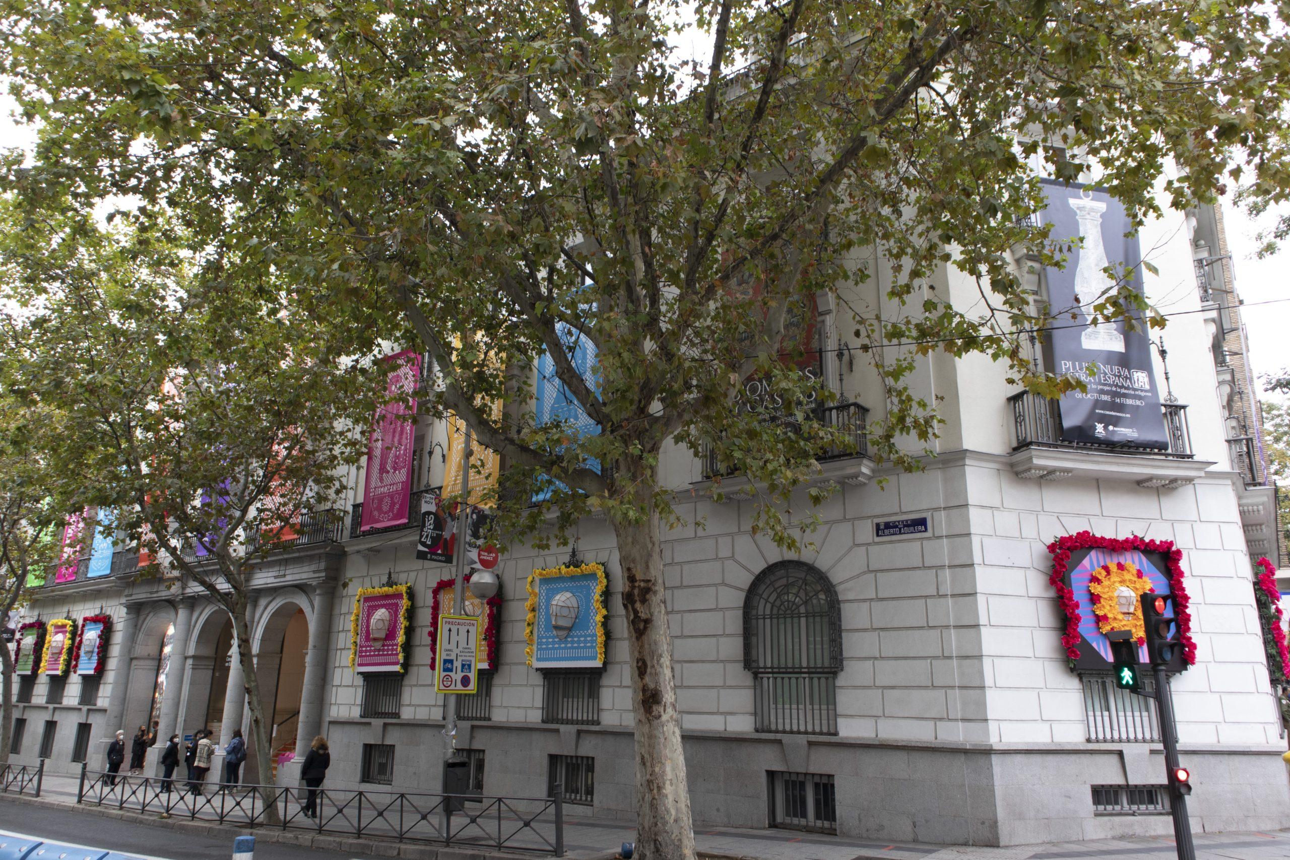 casa-de-méxico-Madrid