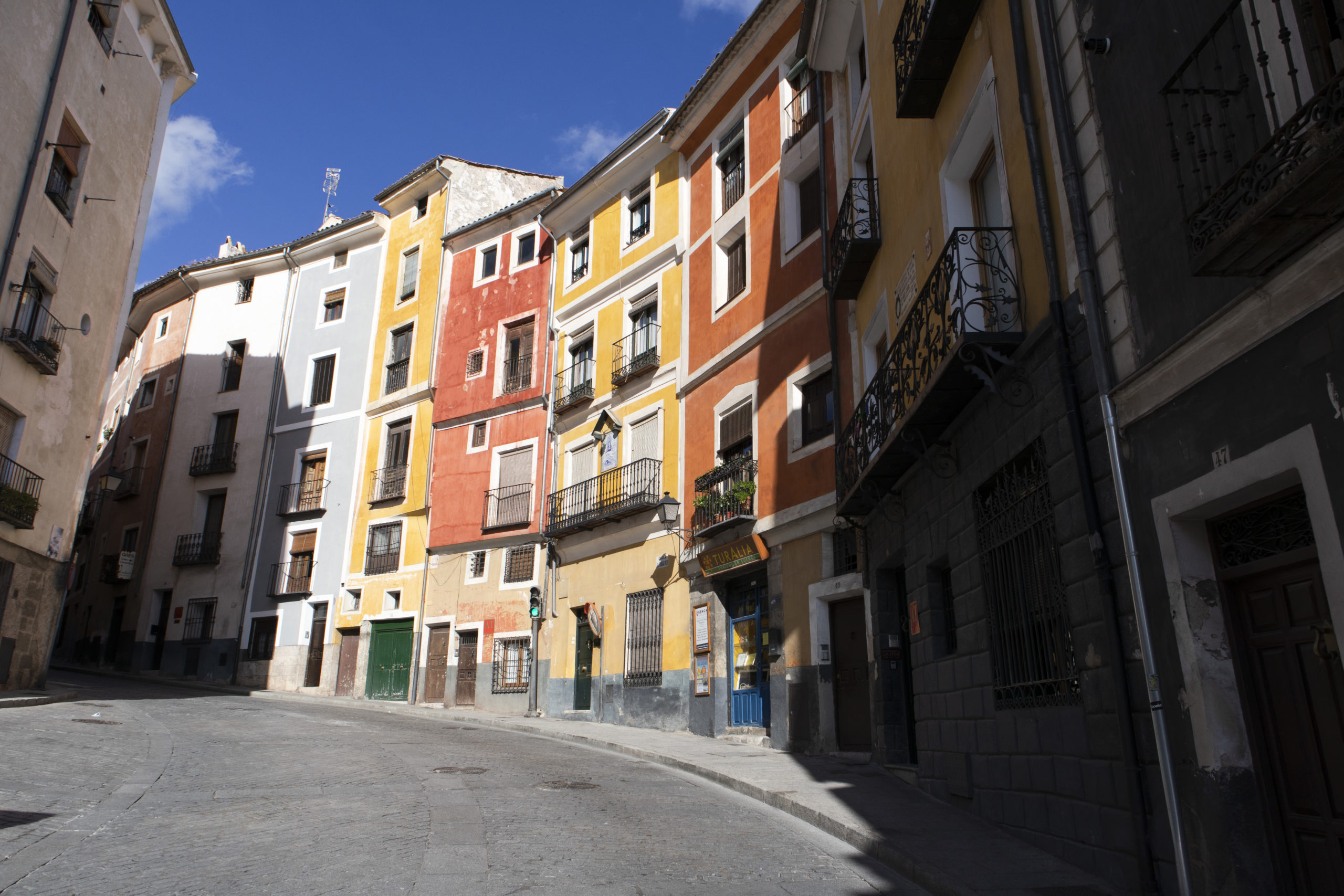 calle-alfonso-VIII-Cuenca