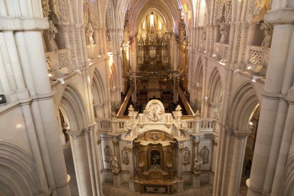 triforio-Catedral-de-Cuenca