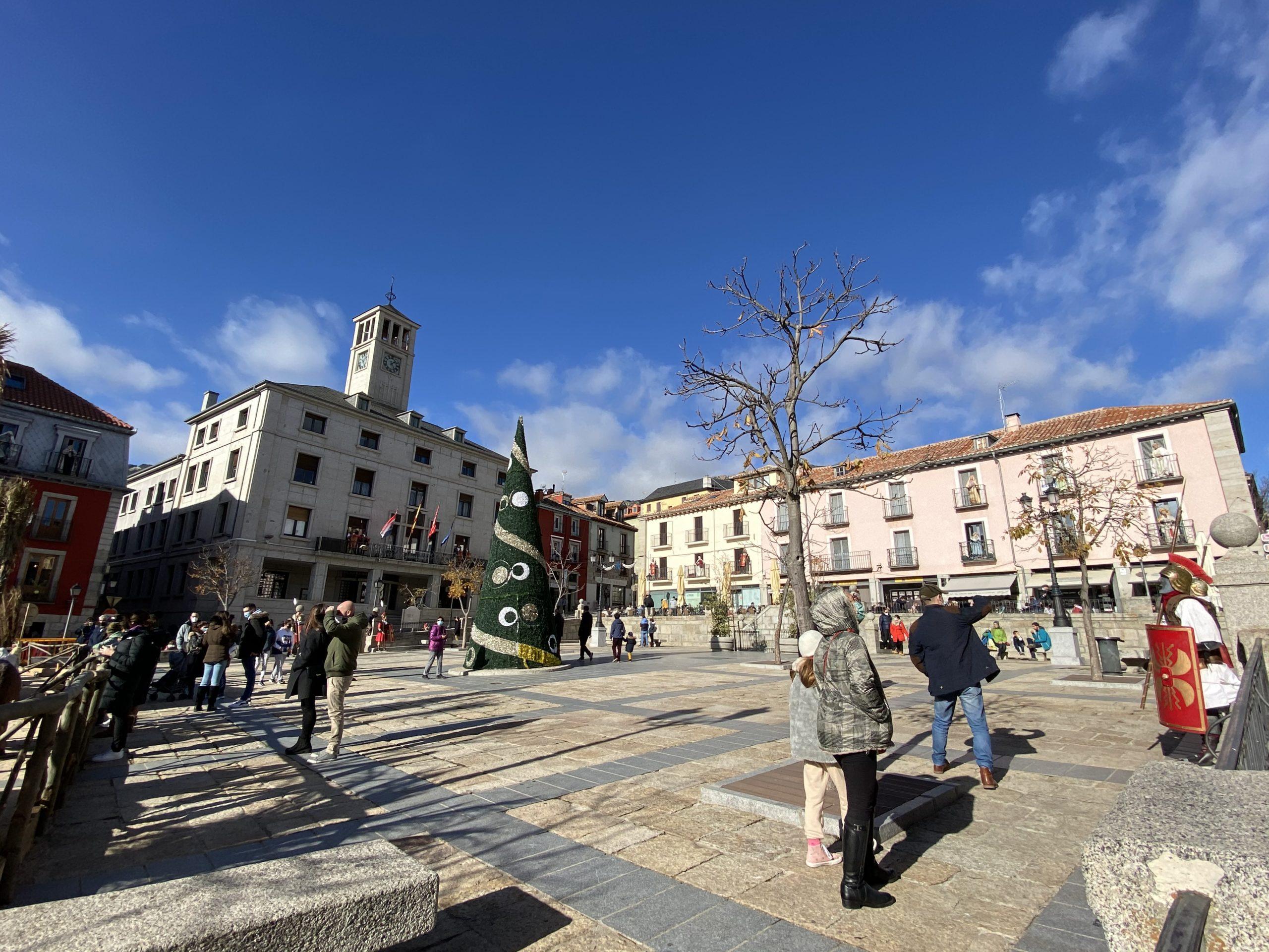 plaza-constitución-san-lorenzo-escorial