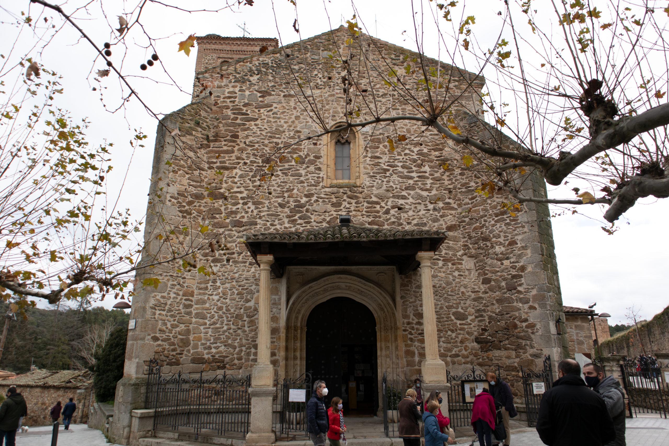 iglesia-castillo-Buitrago-Lozoya