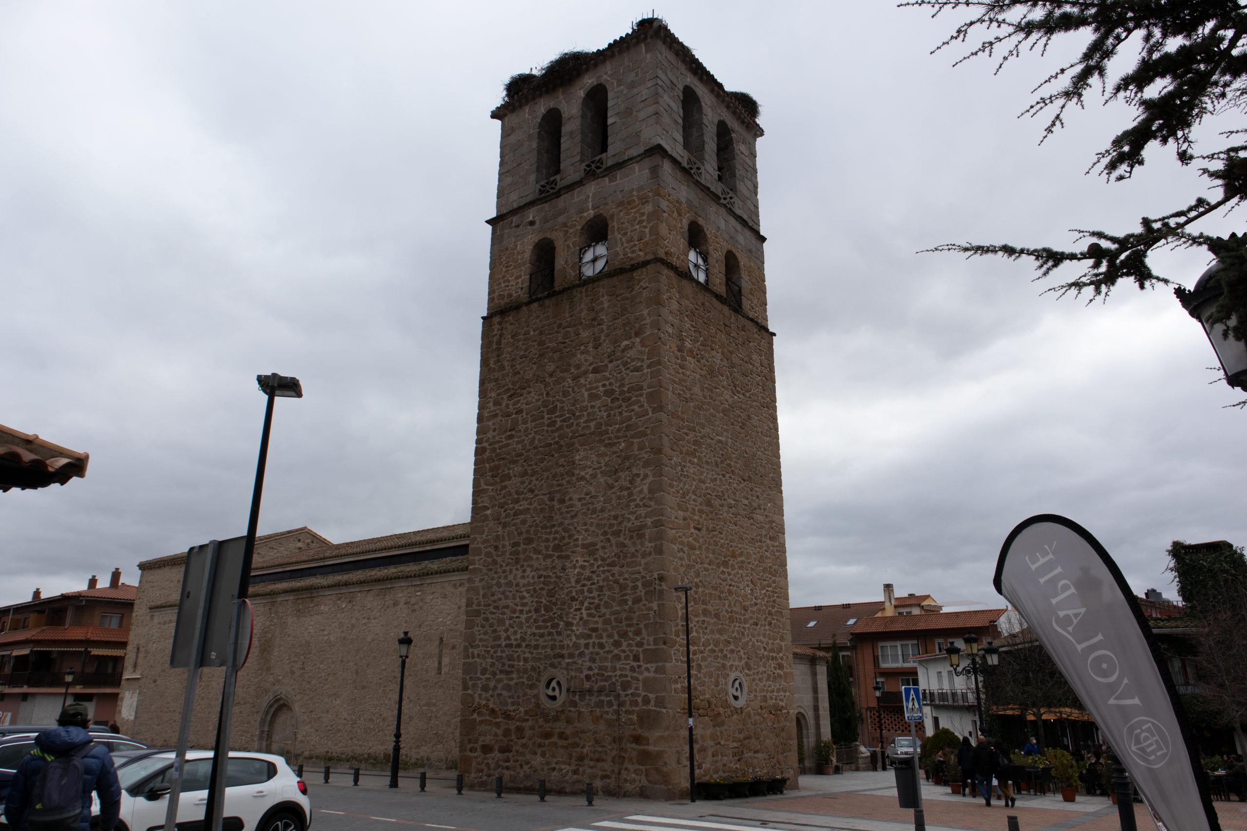 iglesia-virgen-nieves-Manzanares-el-Real