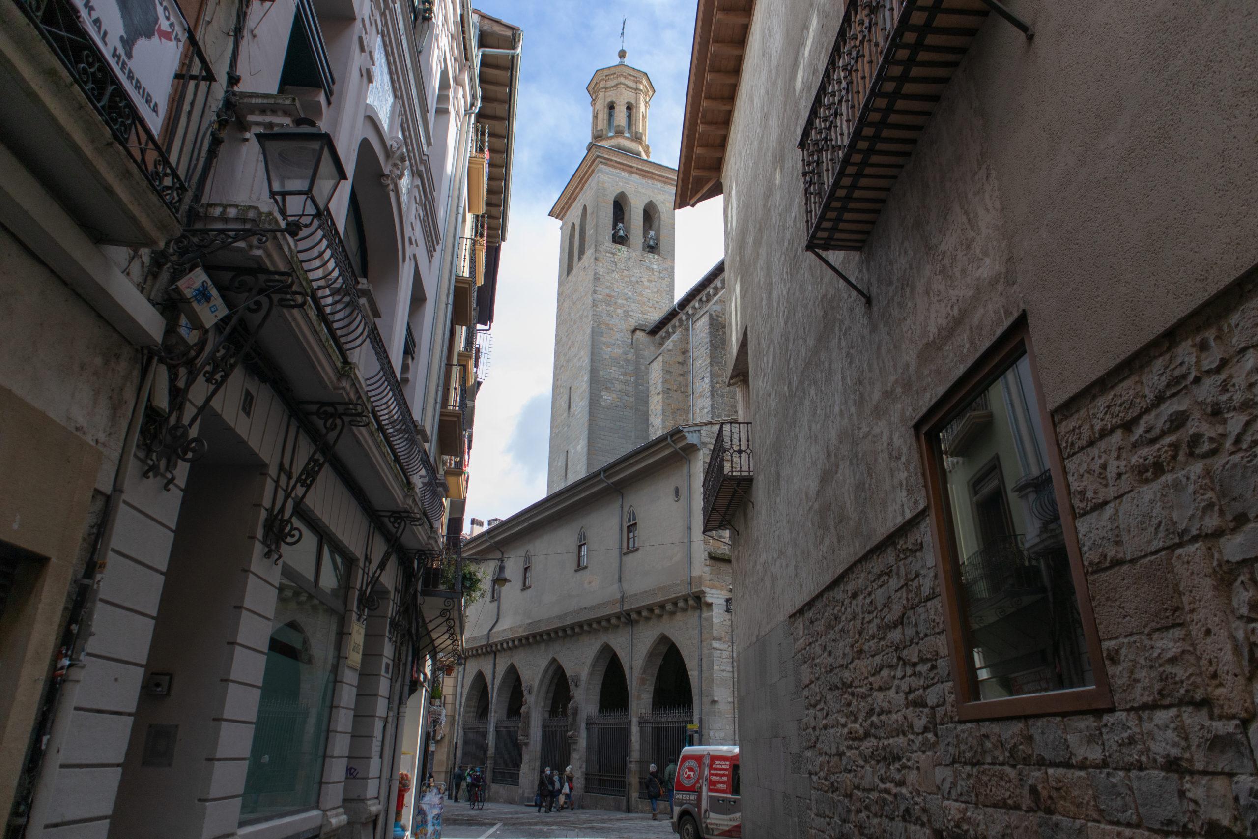 iglesia-san-saturnino-pamplona