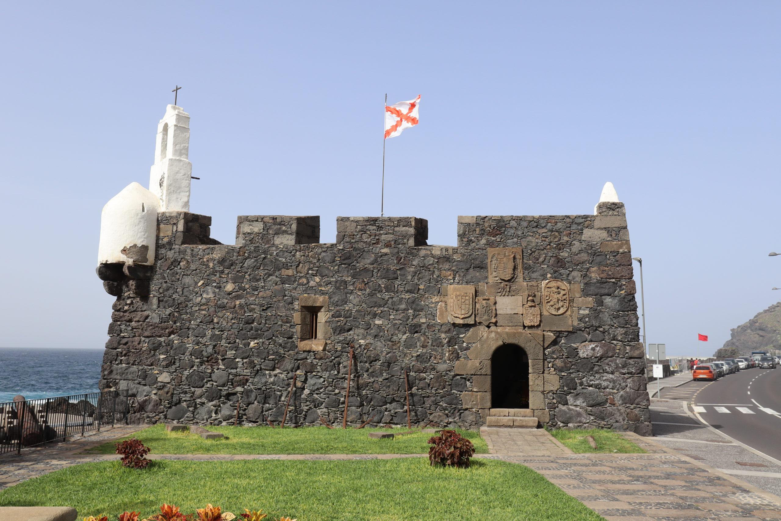 castillo-garachico