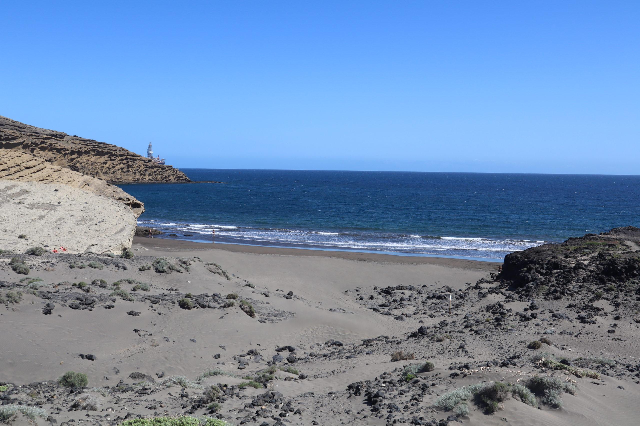 playa-montaña-pelada-el-medano