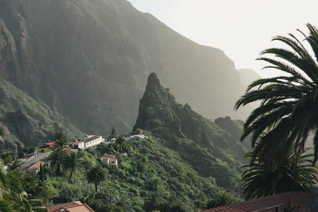 Masca, el Machu Picchu europeo