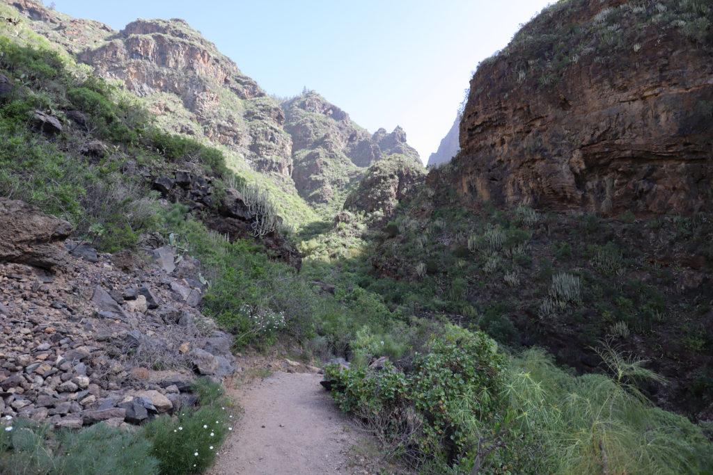 Ruta por el Barranco del Infierno